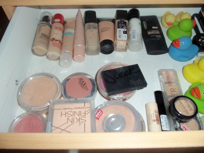 Make Up Kast : Nieuwe make up kast! patriesja