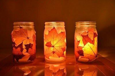 Herfst decoratie ideeën patriesja